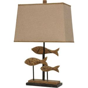 Angler - One Light Table Lamp