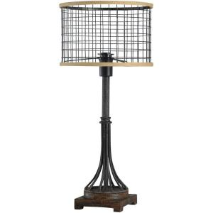 """26"""" One Light Table Lamp"""