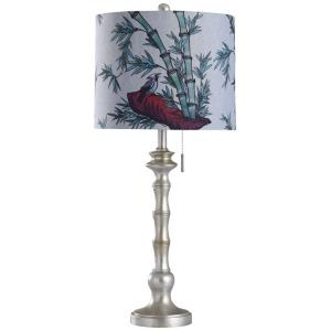 Imperial Silver - One Light Table Lamp