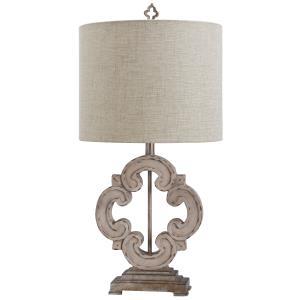 Tuscany Cream - One Light Table Lamp