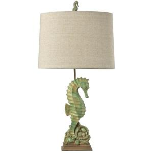 Seahorse - One Light Table Lamp