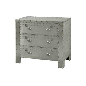 Industrial - 18.5 Inch 3 Drawer Chest