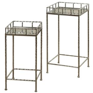 """26"""" Nested Side Table (Set of 2)"""