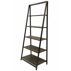 72 Inch 5-Tier Leaner Shelf
