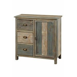 Sanibel - 32 Inch Cabinet with 3 Drawers and 1 Door