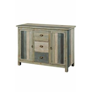 Sanibel - 18 Inch Breakfront with 3 Drawers and 2 Doors