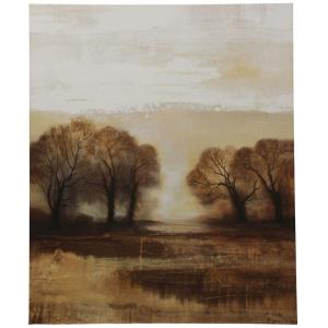 Insight Landscape - 50 Inch Stretched Canvas Wall Art