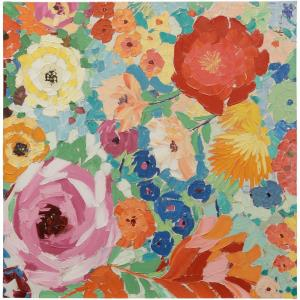 Floral - 48 Inch Canvas Wall Art