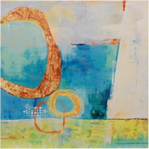 30 Inch Abstract Wall Art
