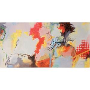 48 Inch Abstract Wall Art