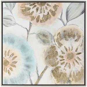 Tulip Tree Blooms - 40 Inch Canvas Tulip Wall Print