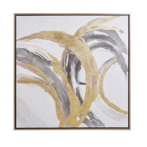Contemporary Motion - 40 Inch Canvas Abstract Wall Print
