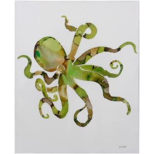Octopus - 20 Inch Canvas Print