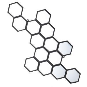 36 Inch Honeycomb Mirror