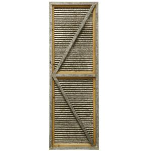 The Shed Door - 47 Inch Industrial Farmhouse Wall Decor