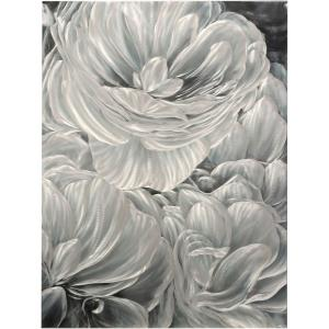 Floral Blossom - 47 Inch Large Wall Art Panel