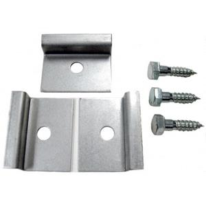 A242 Series - Floor Clamp Kit - (Pack of 3)