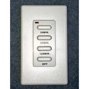 TSR Wireless Wall Mounted Timer