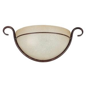 Tempest - One Light Quarter Wall Sconce