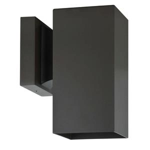 Architectural - One Light Square Outdoor Wall Mount