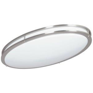 Cloud - Two Light Oval Flush Mount