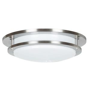 Cloud - Two Light Round Flush Mount