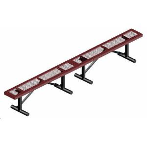 15' Portable Infinity Bench without Back