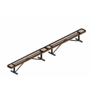 15' Portable Regal Bench without Back
