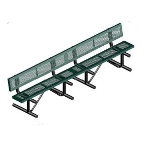 15' Portable Infinity Innovated Bench with Back