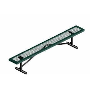 4' Portable Infinity Bench without Back