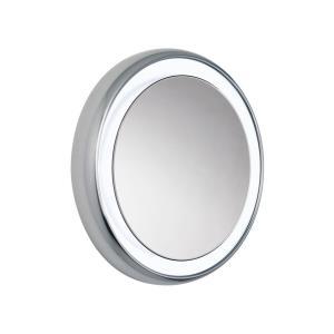 "Tigris - 31.5"" 39.6W 9 LED Round Surface Bath Vanity Mirror"