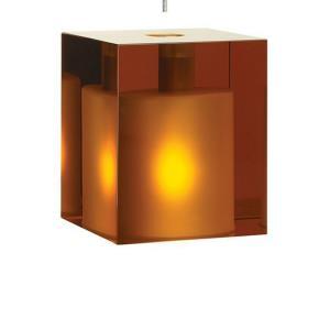 Cube - One Light FreeJack Low Voltage Pendant