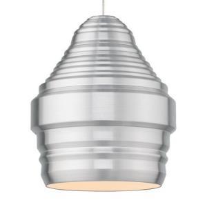 """Mini Ryker - 11.1"""" 6W 1 LED Kable Lite Low-Voltage Pendant"""