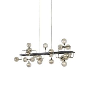 "Viaggio - 56"" Linear Suspension with No Lamp"