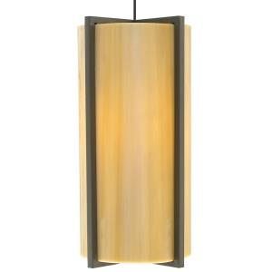 "Essex - 9.5"" 8W 1 LED Two-Circuit MonoRail Pendant"