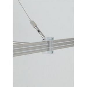 Accessory - Twocircuit Monorail Support Outside Rigger
