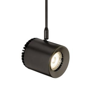 "Burk - 12"" 12W 1 LED 20 Freejack Low-Voltage Head"