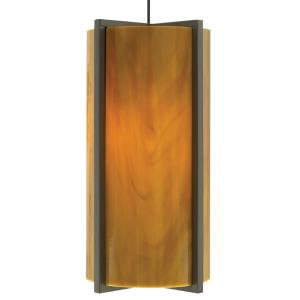 Essex - One Light Monorail Low Voltage Pendant