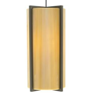 "Essex - 9.5"" 8W 1 LED MonoRail Pendant"