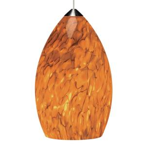 Firefrit - One Light Monorail Low Voltage Pendant