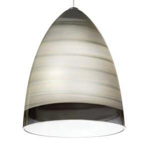 Nebbia - One Light Monorail Low-Voltage Pendant