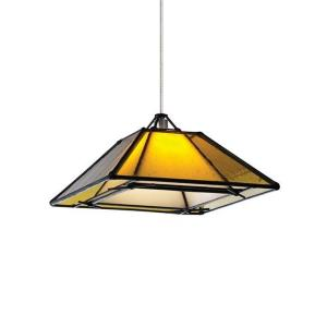 Oak Park - One Light Monorail Low Voltage Pendant