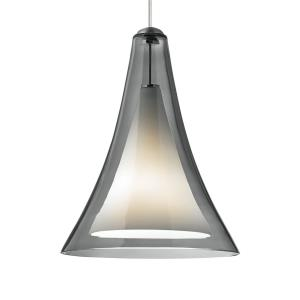 Melrose II - One Light Monopoint Low-Voltage Pendant