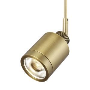 "Tellium - 12"" 8W 1 LED Monopoint Head"