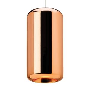 Iridium - One Light Line-Voltage Pendant