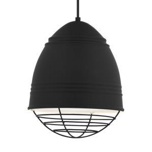 "Loft - 14.6"" Line-Voltage Cage Pendant with No Lamp"