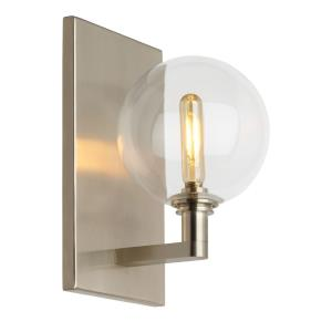 """Gambit - 9"""" Single Wall Sconce with No Lamp"""