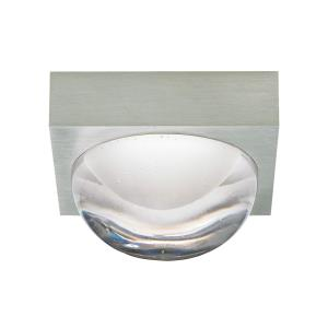 "Sphere - 4.7"" 15W 1 LED Flush Mount"