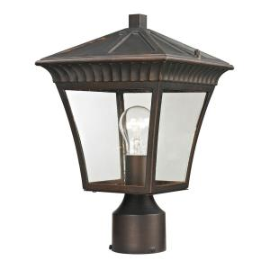 Ridgewood - One Light Medium Outdoor Post Mount