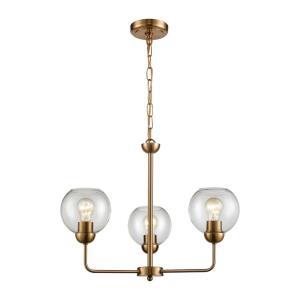 Astoria - Three Light Chandelier